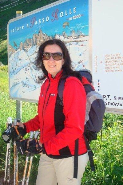 Carla Istruttore Nordic Walking